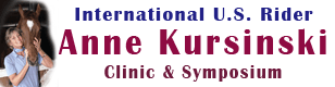 Anne Kursinski Clinic and Symposium New Jersey U.S.A.