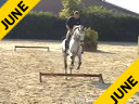 Jeroen Dubbeldam<br>Riding & Lecturing<br>Odermus<br>9 yrs. old Stallion<br>KWPN<br> Stallion<br>Training: Middle Tour International<br>Duration: 24 minutes<br>
