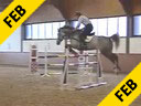 Ulrich Kirchhoff<br>Riding & Lecturing<br>Cartchen<br>Holstein<br>9 yrs. old Gelding<br>Training: 1.50 meters<br>Duration: 21 minutes
