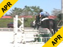 "Sandy Ferrell<br>Riding & Lecturing<br>Espresso<br>Warmblood<br>9 yrs. old Mare<br>  Training:3'6"" ft<br>Duration: 30 minutes"